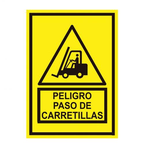 Señalética Seguridad Industrial
